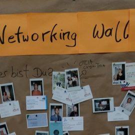 Lobhudelei: Stiftung Bürgermut