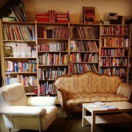 Wiederentdecktes Engagement beim Berliner Büchertisch
