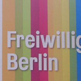 Als Engagementlotsin bei der Berliner Freiwilligenbörse