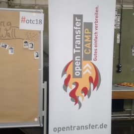 OpenTransfer CAMP Digitalisierung in Stuttgart